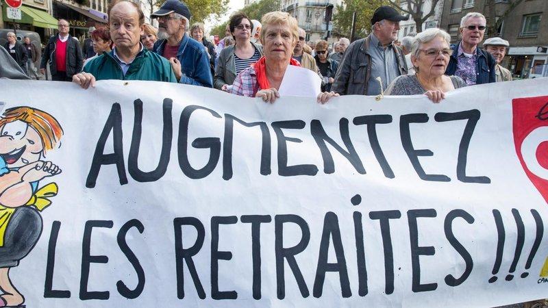 Non à la baisse de 1.7 % des retraites au programme de Monsieur Macron 856353fGEPxeipoaegyKN800x450noPad