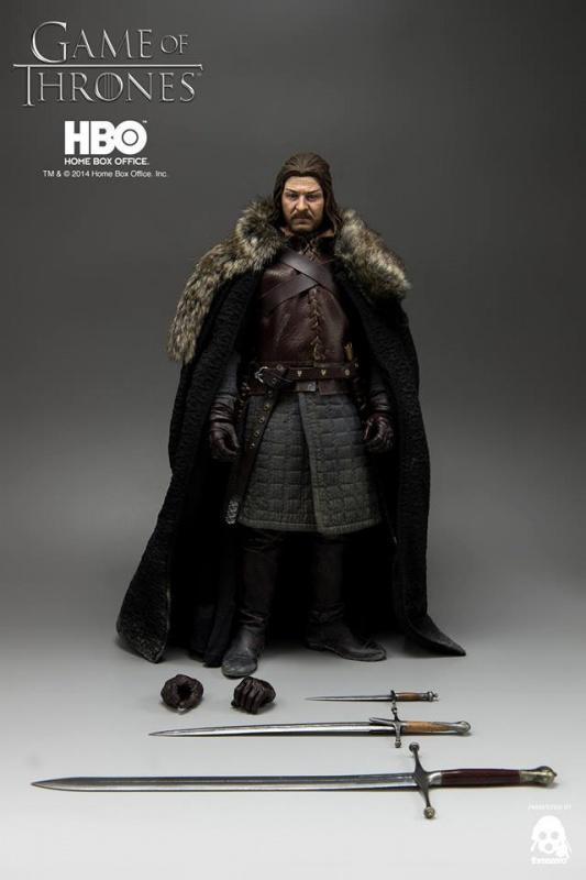 Le Topic des Figurines Limited! 856395ThreeZeroGameofThronesNedStark001