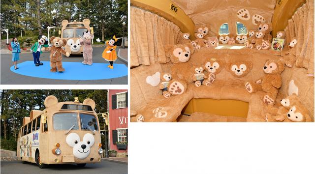 [Tokyo Disneyland] Nouvelle parade : Hippiti-Hoppiti Spring Time (du 2 avril au 23 juin 2014) 856834duffy1