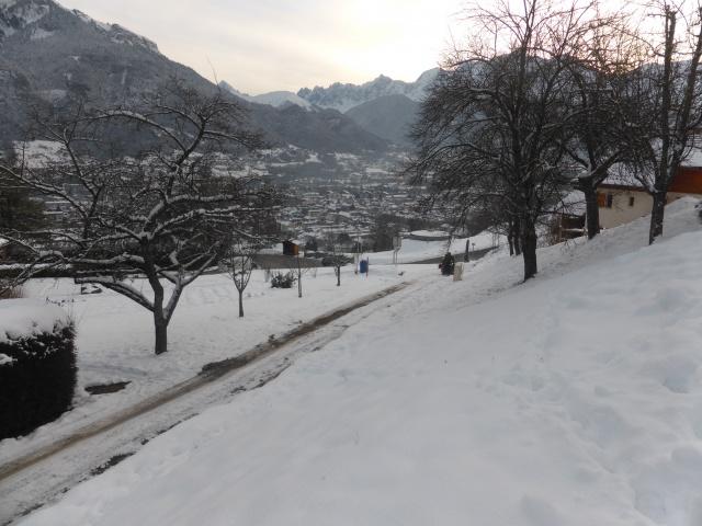 CR du 3eme Agnellotreffen (I) : une belle hivernale glaciale ! 858107P1100493