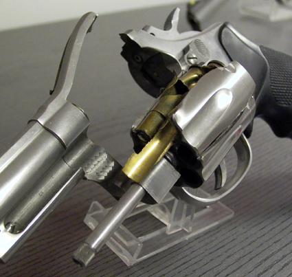 Colt Open Top calibre 22 de 1876 858118SW66avant