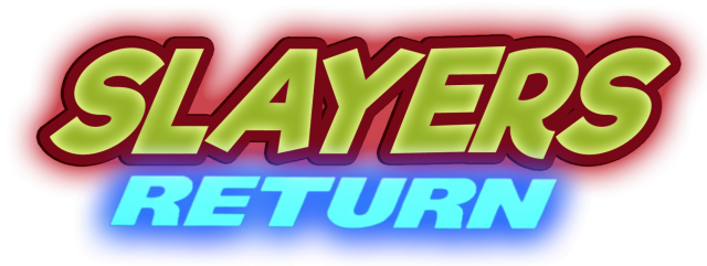 Reproduction des logos titres en caractères occidentaux 858218SlayersReturn