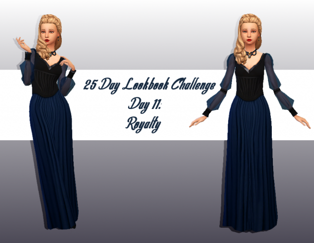 [Look] 25 Day Lookbook Challenge  858469Jour11