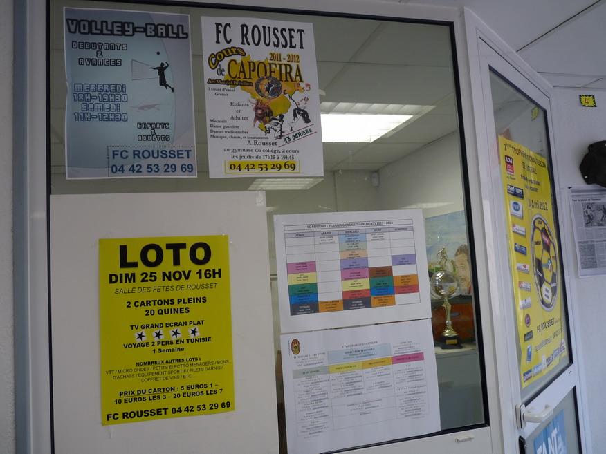 """LA SAINTE VICTOIRE DONNERA AU FC ROUSSET FOOT UN AVENIR """"SACREMENT """" GLORIEUX ! - Page 2 859046P1310402"""
