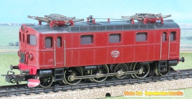 Les machines D/Da/Dm/Dm3 (base 1C1) des chemins de fer suèdois (SJ) 860068Marklin3030DaSJIMG3416R