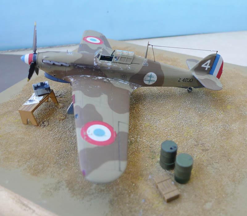 [Revell + Airfix] - Conversion - Hurricane Mk 1 des FAFL 860640HurricaneMk101