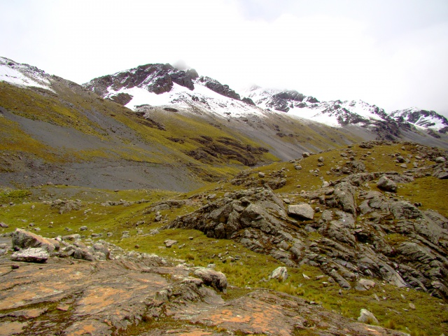 Les écosystèmes boliviens en photos... 860814autrepaysage7