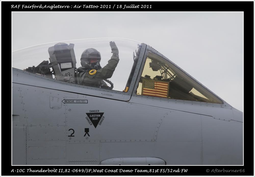 A-10C Thunderbolt II - West Coast Demo Team 860950IMG4153