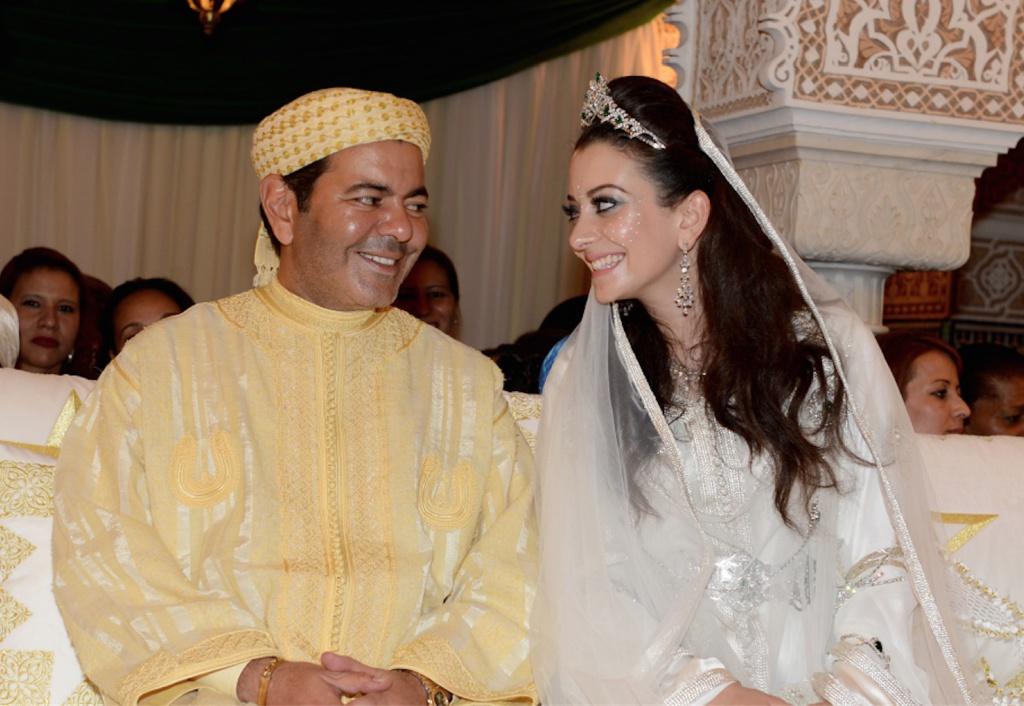 صور من زفاف الأمير مولاي رشيد 8616497836