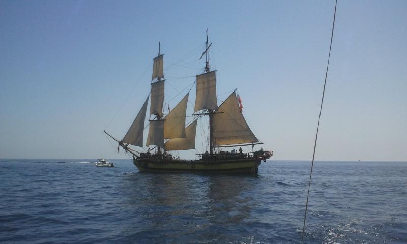 ca se passe à Sanary sur mer pour la pentecôte 862197LaGraceDepartdeSanary8juin20143