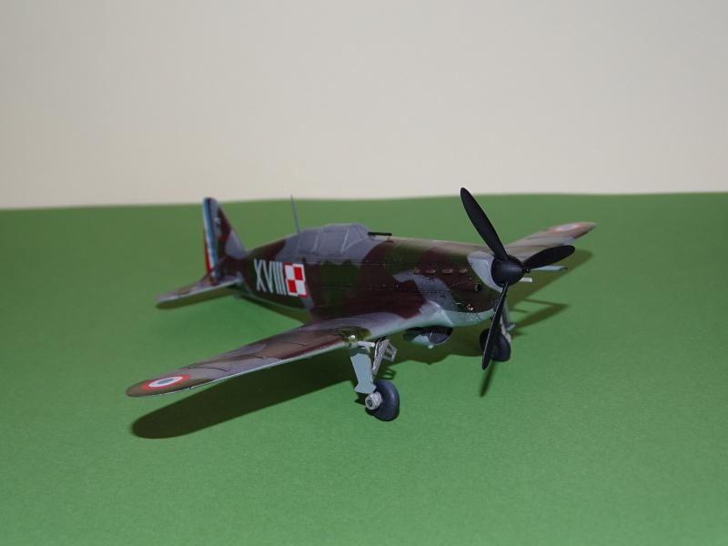 Morane Saulnier MS 406 GC I/2 Damblain Sgt Antoni Beda Avril 1940 862615DSC01748