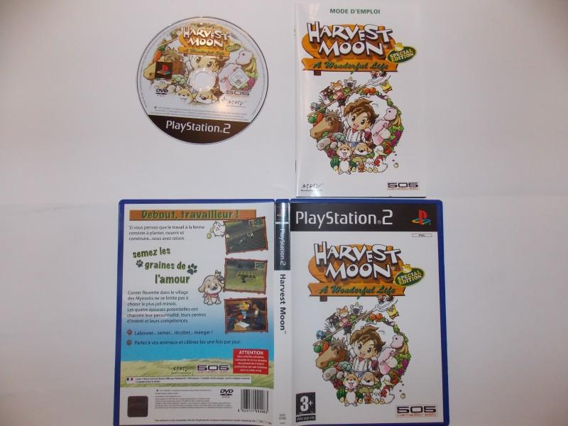 Harvest Moon : A Wonderful life 862851Playstation2HarvestMoonaWonderfullife