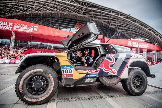 Peugeot Triomphe Pour La Deuxième Année Consécutive Sur Le Silk Way Rally 86291520258389