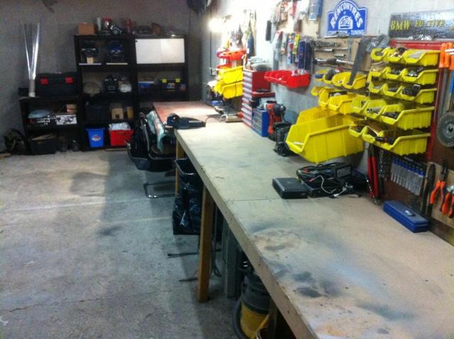 Mon garage pour 1/10 et 1/1 8631242414