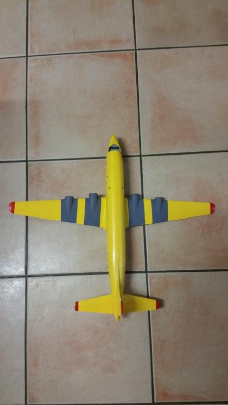 DOUGLAS DC-6B SECURITE CIVILE maquette HELLER au 1/72° - Page 2 86326020171212175106