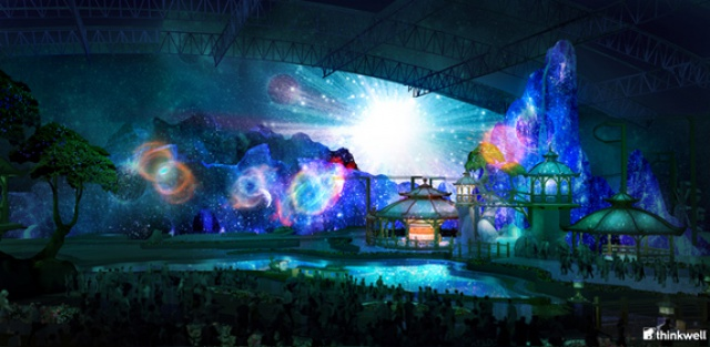 (Chine) Jurassic Dream Theme Park (2014)  863550JD8
