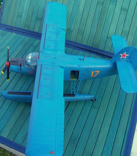Pantouflard soviétique : l'Antonov AN-2V 8642541083679