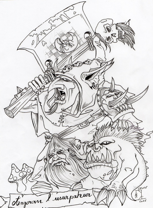 dessins pour le plaisir 864628argoranboss