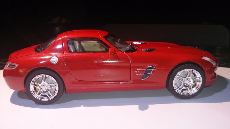 Voiture Mercedes-Benz SLS AMG  865509DSC0061