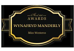 Awards résultats 865532awardsmisswesteros