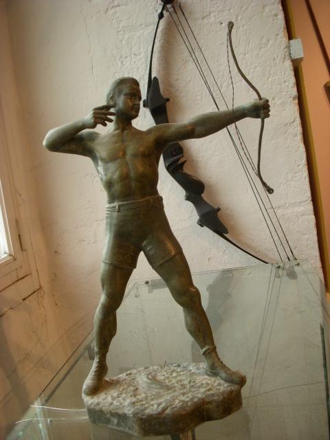 Musée de l'Archerie 865803DSCN4692