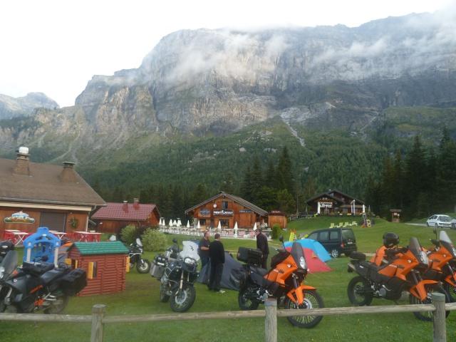 Chamois Adventure Night : le bonheur est à la montagne ! 866030P1400867