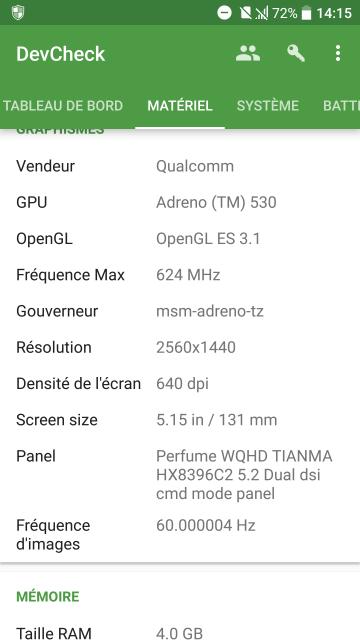 Quelle marque d'écran avez vous ? SHARP ou TIANMA ? 866531Screenshot20160602141538