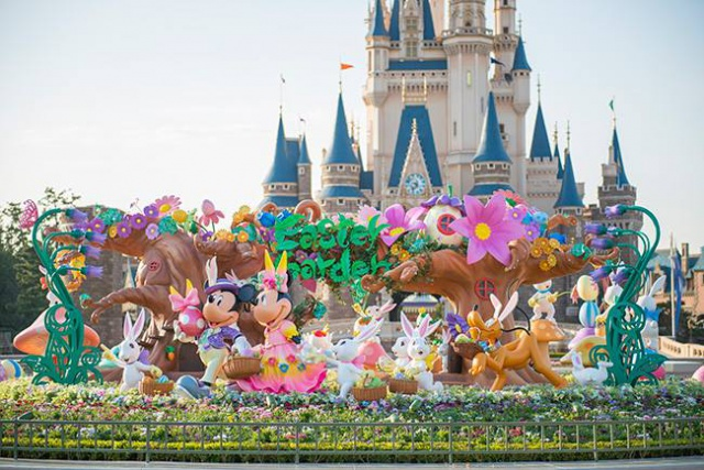 [Tokyo Disneyland] Nouvelle parade : Hippiti-Hoppiti Spring Time (du 2 avril au 23 juin 2014) 866687EP1