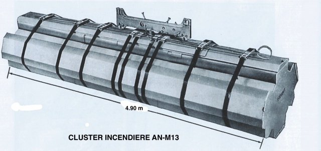 Bombes d'aviation US. 866906ClusterincendiaireANM13
