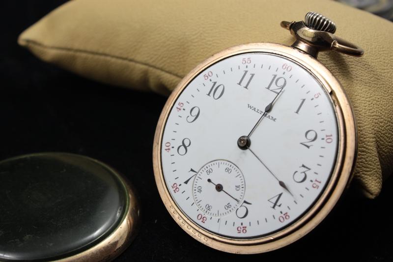 L'histoire des manufactures américaines ...A la conquête de l'Ouest Horloger 867387IMG7166