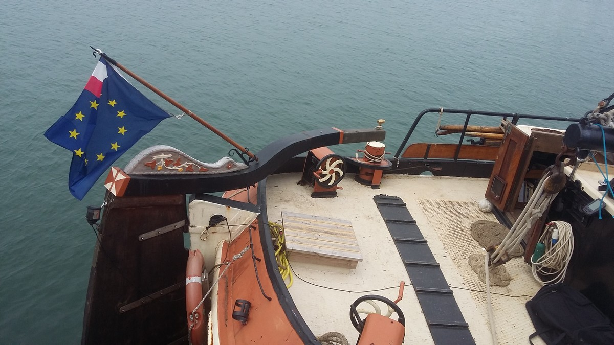 [ Marine à voile ] Vieux gréements - Page 3 86842220160515160731