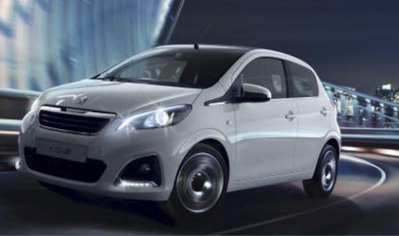 2014 - [Citroën/Peugeot/Toyota] C1 II/108/Aygo II 8685041081