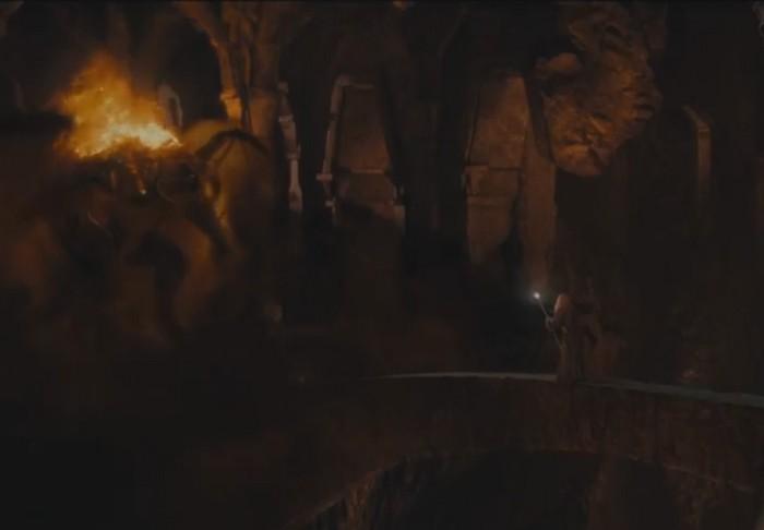 Gandalf à Khazad Dum - Terminé ! 868665Gandalf0