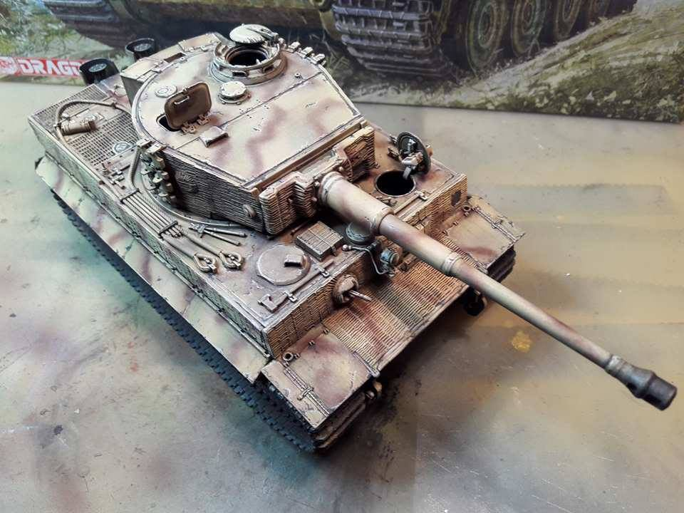 Tiger I Late production - Normandie 1944 - Dragon - 1/35 - Page 2 86957717965238102109555366189322129004843n