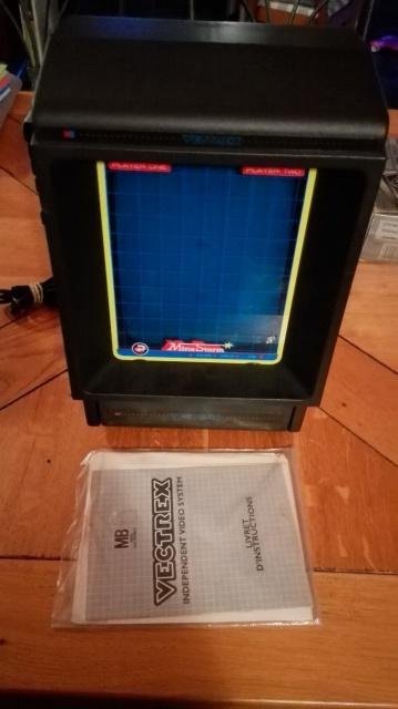 La console VECTREX - MB (Milton Bradley) 869958IMG20150729212709