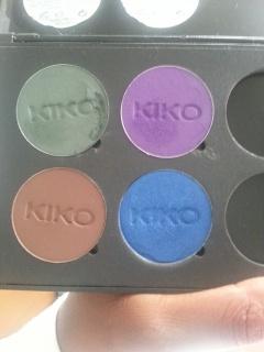 Maquillage KIKO 87013320120917110225