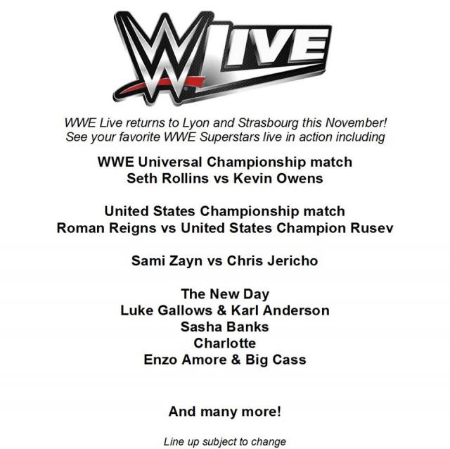 La WWE en France !  8702081433300111259518441543606398118271904190427n