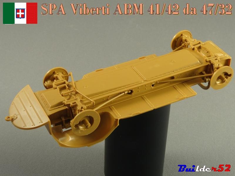 ABM 41/42  AT 47/32 - Italeri 1/35 870292P1030200
