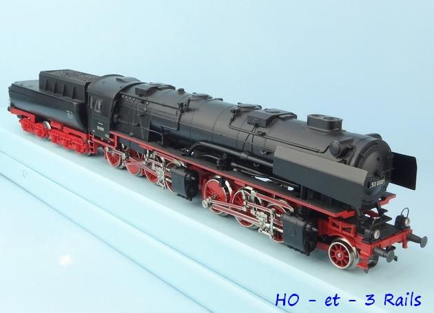 Les locomotives à vapeur articulées 870386MrklinH03102DampflokMalletBR531R