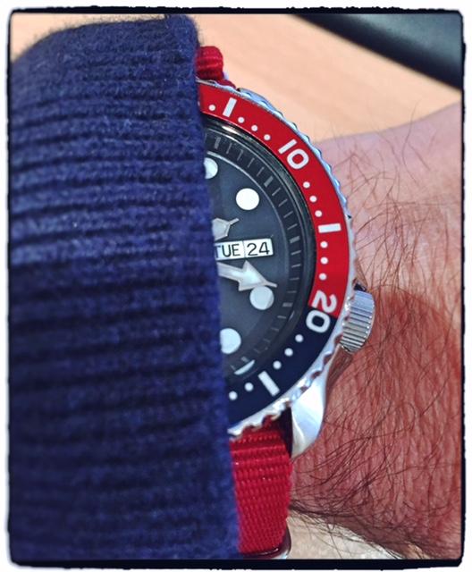 Votre montre du jour - Page 18 870757SKX00917