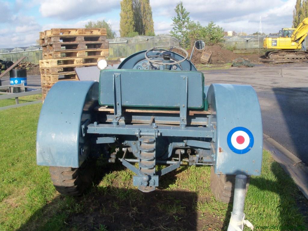 Tracteurs agricole d'autrefois. 870831DavidBrown4