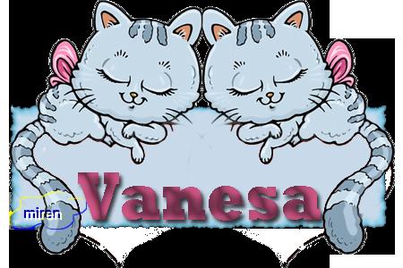 Nombres con  V 8711111Vanesa
