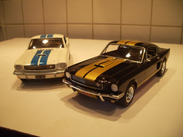 mustang shelby 350 GT 1965  kit monogram 1/24 . 871469IMGP3067