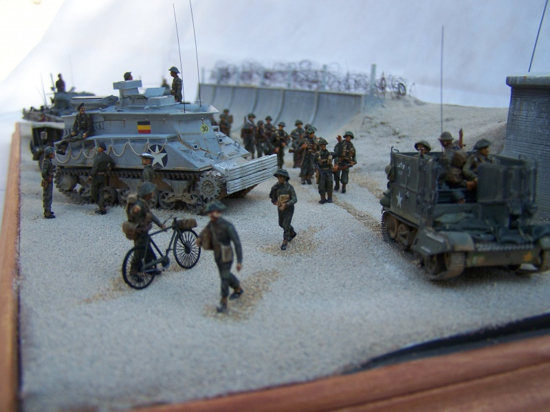 """Juno Beach"" 06.06.1944 Le Fort Garry Horse débarque.... 8716461007487"