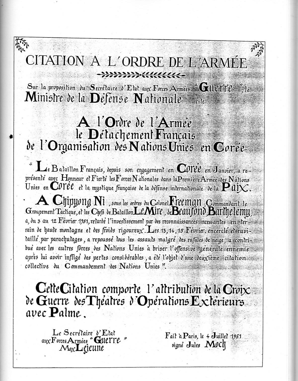 [OPÉRATIONS DE GUERRE] GUERRE DE CORÉE - TOME 2 - Page 3 871727512