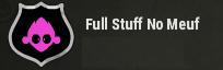 Full Stuff No Meuf 872080FSNM