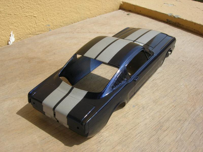 """Mustang Fastback""""65 Revell. 872352DSCN9958"""