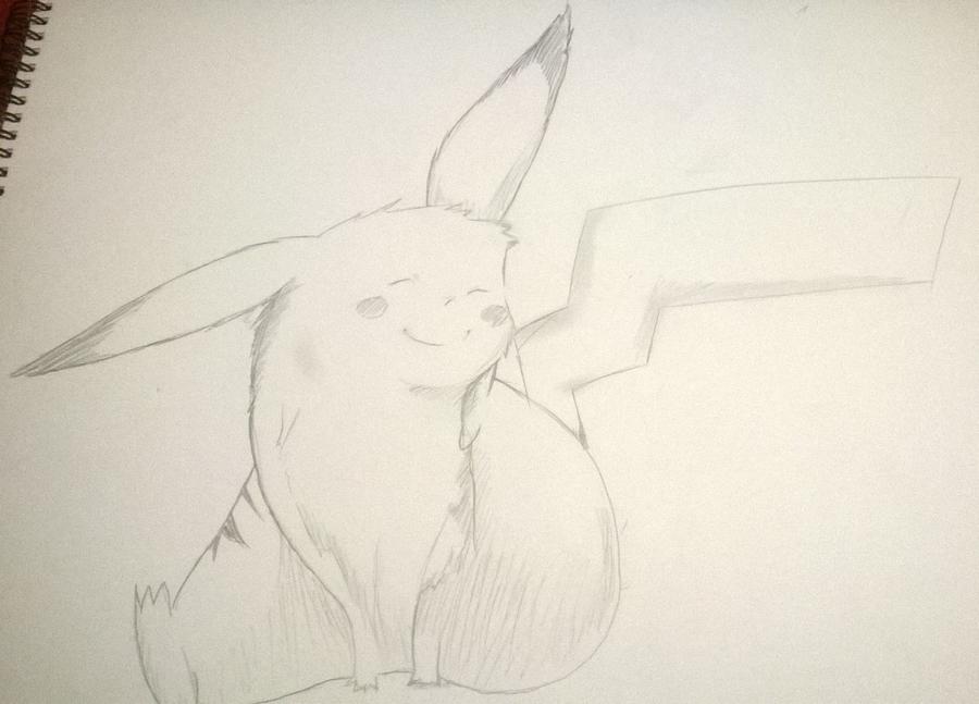 Dessine moi un... Pikachu ! (22/07 > 01/08) 872459FOT566