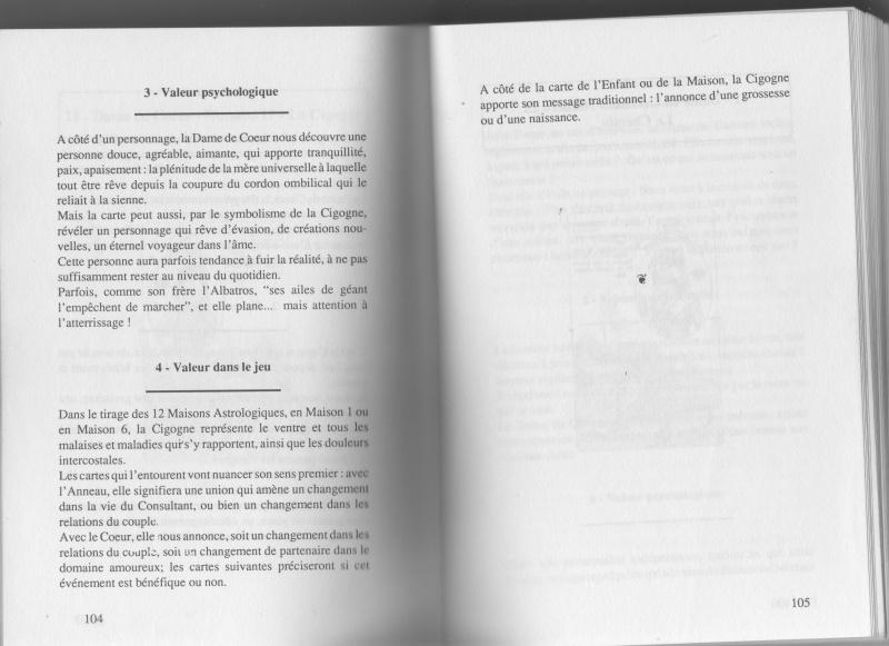 LIVRES sur le petit LENORMAND - Page 12 873331cigogne2001