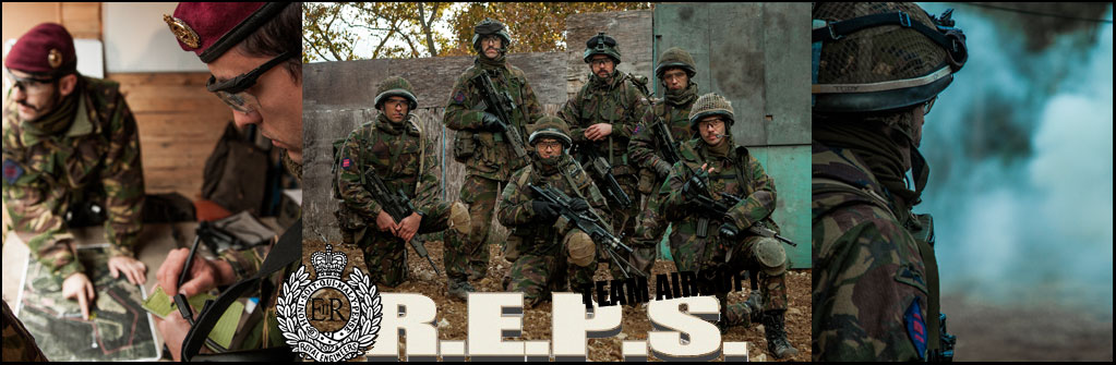 R.E.P.S. Airsoft Team